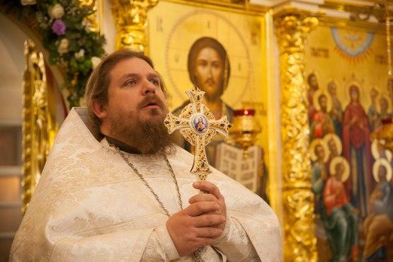 Проповедь протоиерея Алексия Чубакова в праздник Рождества Христова